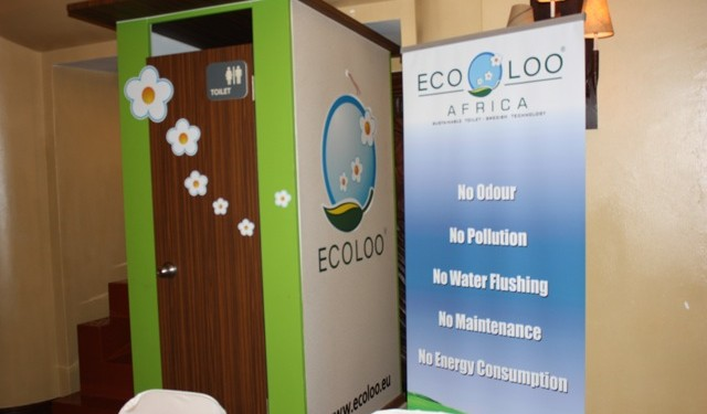 Firm in drive for better sanitation with green toilets